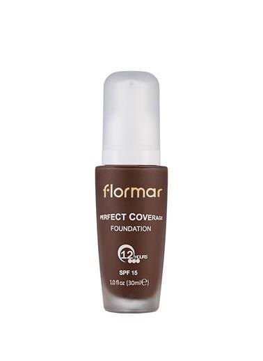 Flormar Perfect Coverage Foundatıon Dark Brown Ten